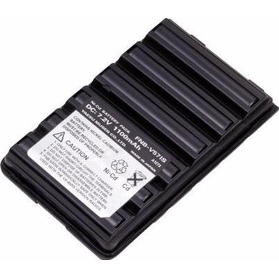 7.2 V 1100 mAh NiCad I/S battery
