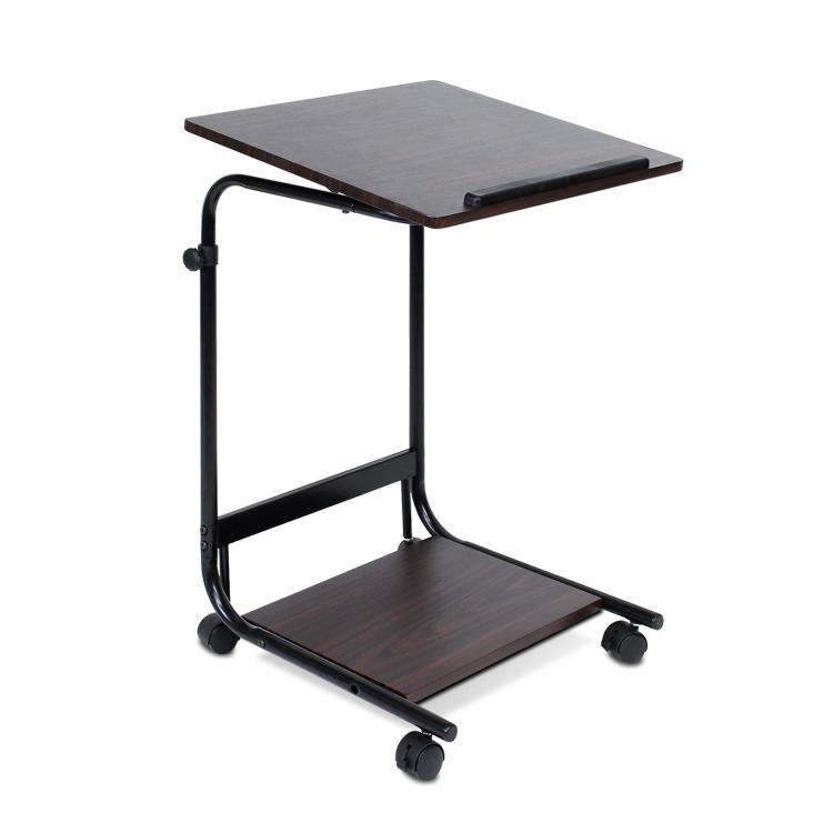 Furinno Boyate Adjustable Rolling Laptop Desk