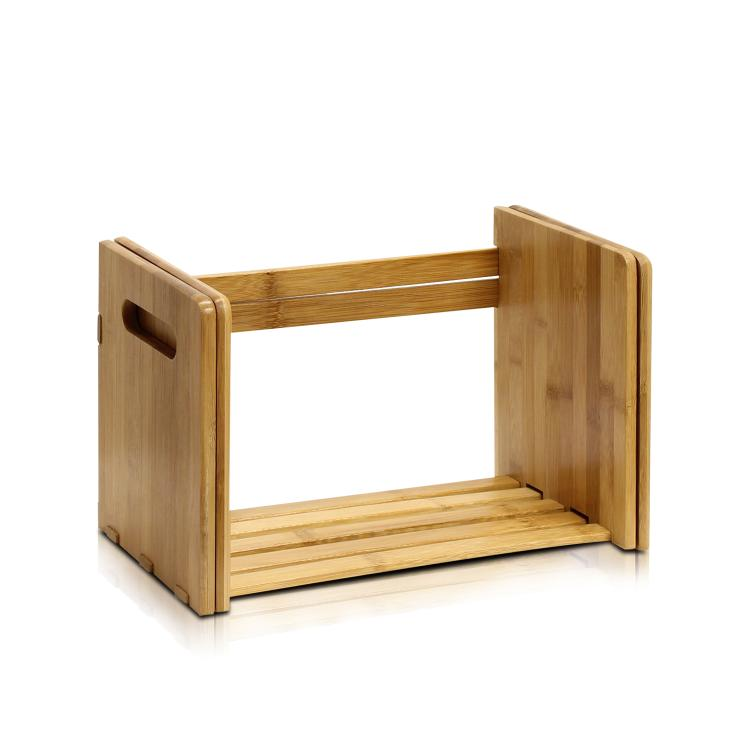 Furinno Bamboo Extesion Book Rack