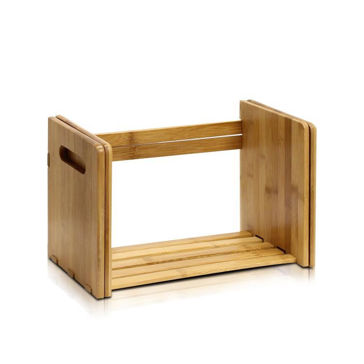 Furinno Bamboo Extesion Book Rack