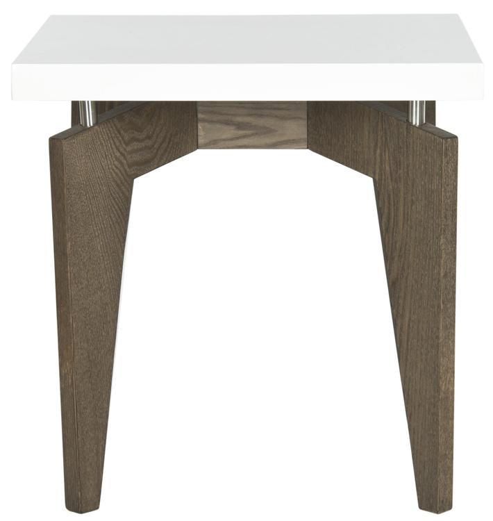 Safavieh Josef Lacquer End Table