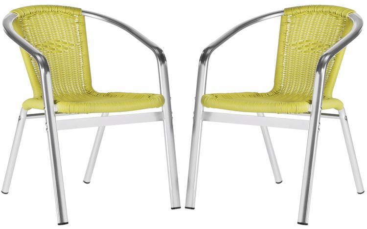 Wrangell Indoor-Outdoor Stacking Armchair