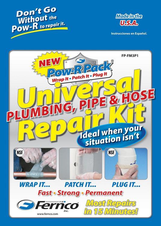 Fp-Fm3P1 Pipe&Hose Repair Kit