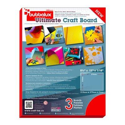 Craftex Bubbalux Ultimate Craft Board 8 1/2