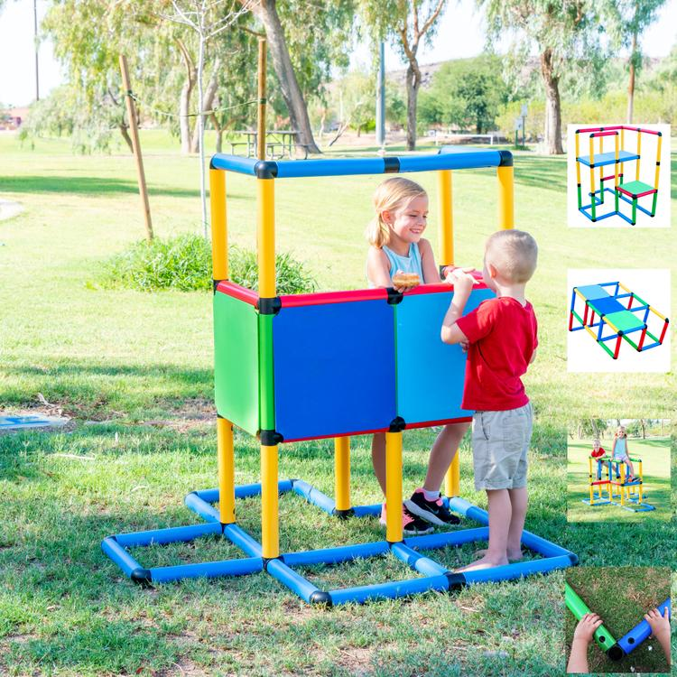 Funphix Create And Play Life Size Structures -