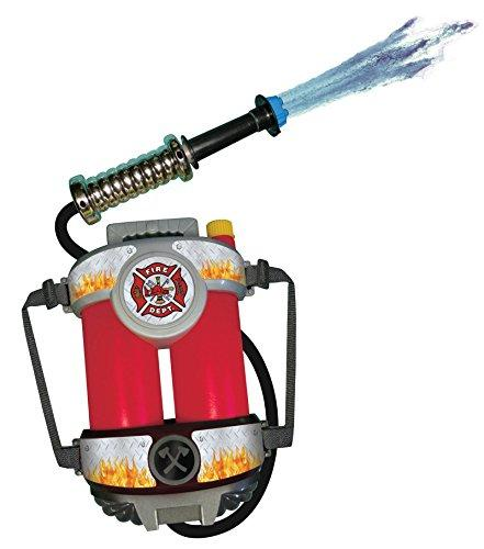 Fire Power, Super Fire Hose with Back Pack