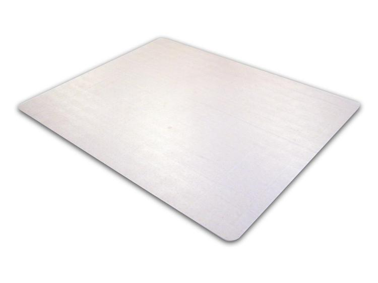 Cleartex Ultimat Rectangular Chair Mat   Polycarbonate   For Plush Pile Carpets (over 1/2