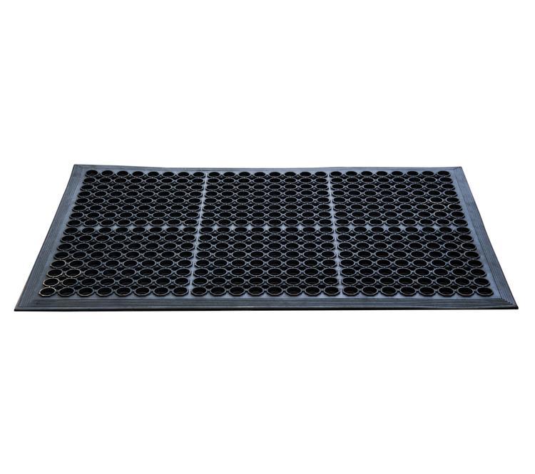 Doortex | All Seasons Heavy Duty Outdoor Entrance Mat | Black | Size 24
