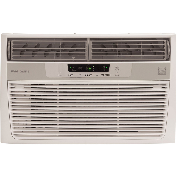 Energy Star 6,000 BTU 115-Volt Window-Mounted Mini-Compact Air Conditioner with Full-Function Remote Control