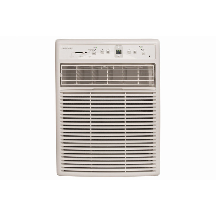 Energy Star 8,000 BTU 115-Volt Slider/Casement Window Air Conditioner with Full-Function Remote Control
