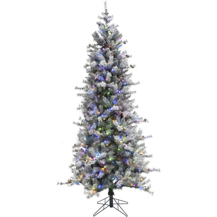 6.5 Ft. Buffalo Fir Slim Artificial Christmas Tree
