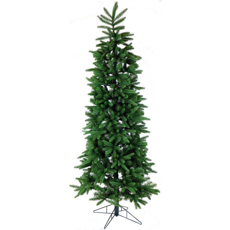 6.5 Ft. Carmel Pine Slim Artificial Christmas Tree