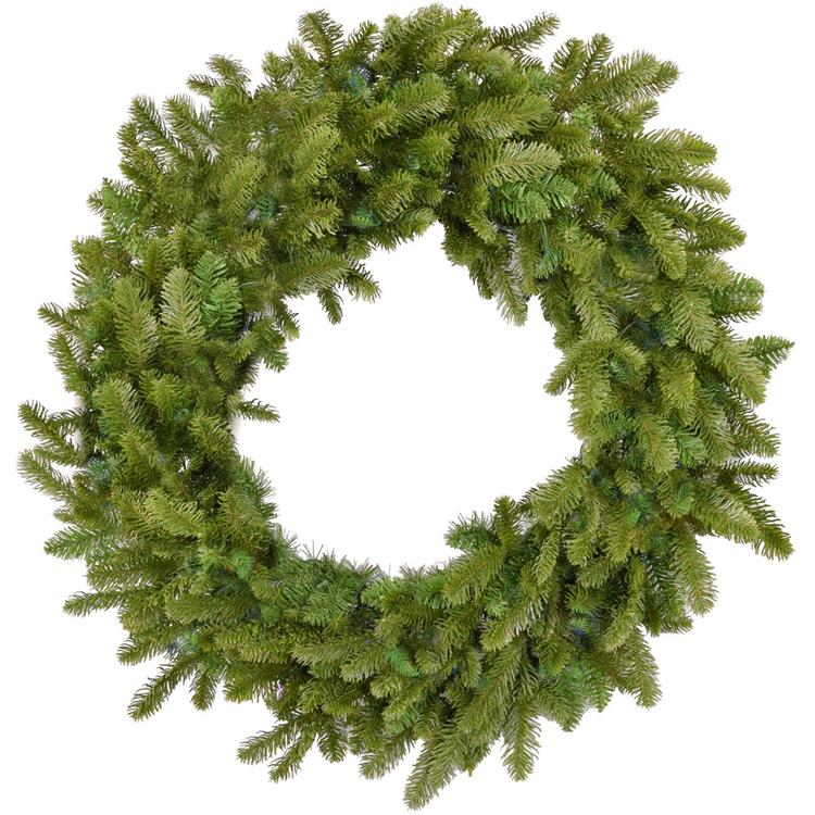 48-In. Grandland Artificial Holiday Wreath