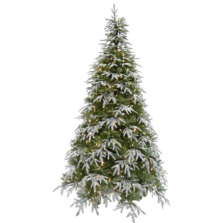 7.5 Ft. Hunter Fir Artificial Christmas Tree [Item # FRASERFFHF075-5SN]
