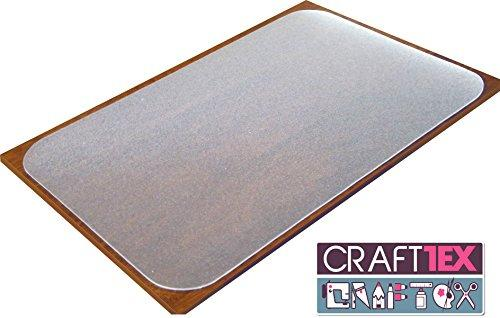 Craftex Ultimate Polycarbonate Table Protector with Anti-slip coating (20