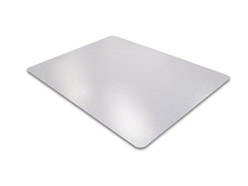 Desktex PVC Smooth Back Desk Mats Rectangular Shaped  (20