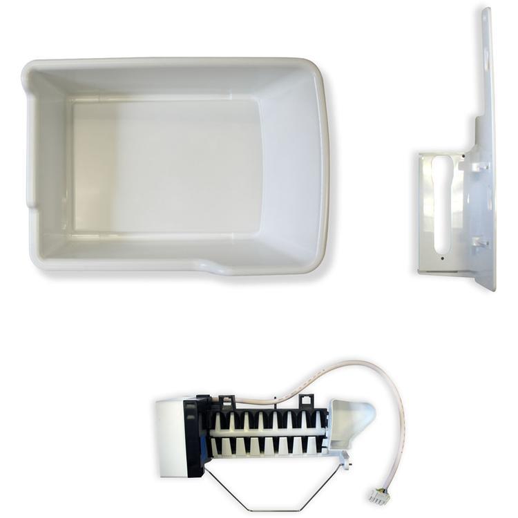 Frig Prts & Acc Standard-Depth Dual Ice Maker