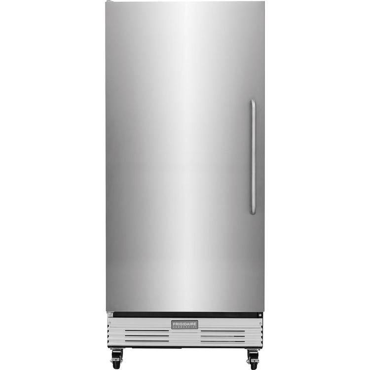 Commercial 17.9 Cu. Ft. Commercial Upright Freezer - Stainless Steel
