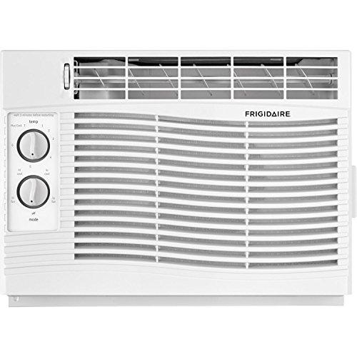 FFRA0511U1 5,000 BTU 115V Window-Mounted Mini-Compact Air Conditioner With Mechanical Controls