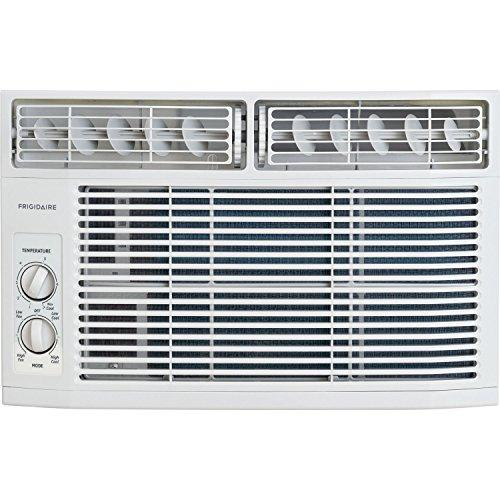 FFRA0611R1 6,000 BTU 115V Window-Mounted Mini-Compact Air Conditioner With Mechanical Controls
