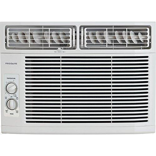 10000 BTU 115V Window-Mounted Mini-Compact Air Conditioner With Mechanical Controls