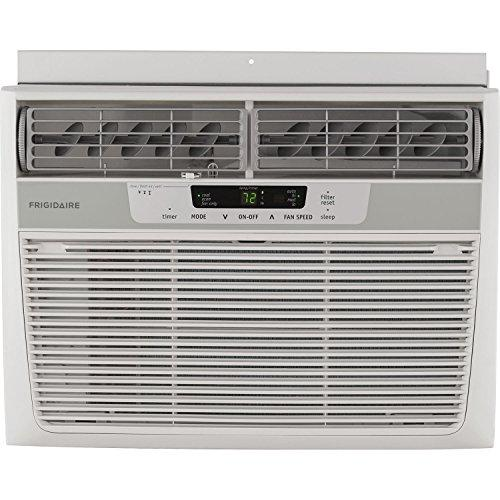 FFRA1022R1 10000 BTU 115V Window-Mounted Compact Air Conditioner With Remote Control