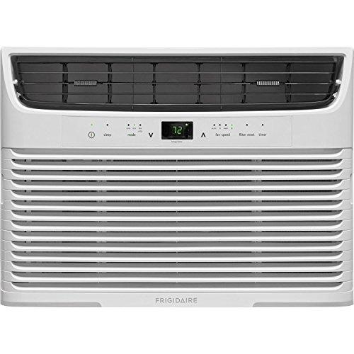 FFRA1022U1 10000 BTU 115V Window-Mounted Compact Air Conditioner With Remote Control