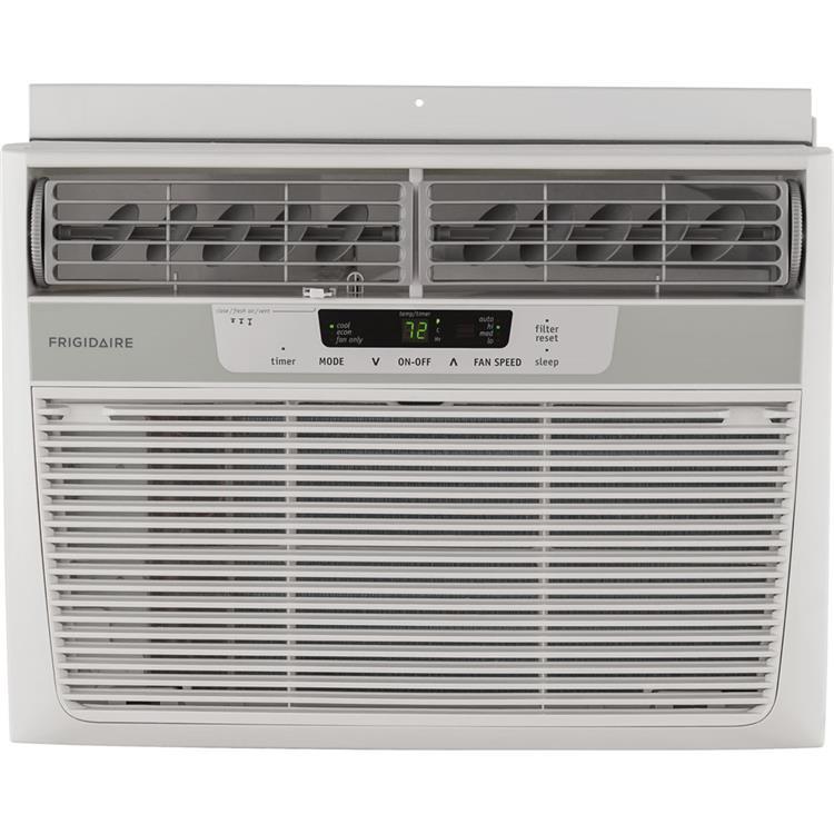 Frigidaire 12,000 BTU 115V Window-Mounted Compact Air Conditioner with Remote Control