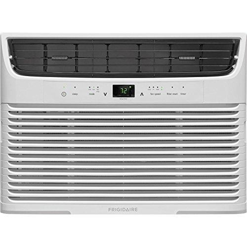 FFRA1222U1 12000 BTU 115V Window-Mounted Compact Air Conditioner With Remote Control