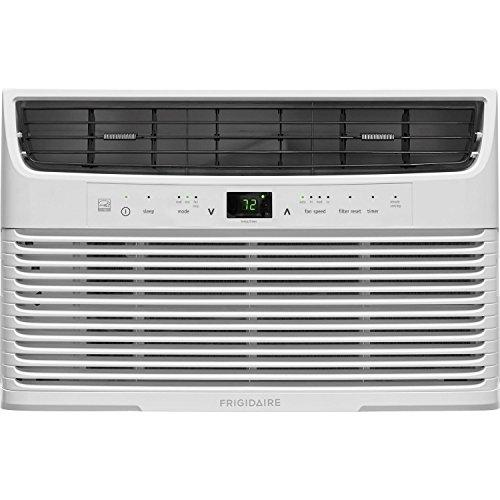 FFRE0633U1 6,000 BTU 115V Window-Mounted Mini-Compact Air Conditioner With Full-Function Remote Control