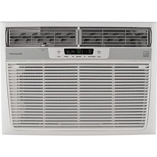 FFRE2233S2 22,000 BTU 230V Window-Mounted Heavy-Duty Air Conditioner With Temperature Sensing Remote Control