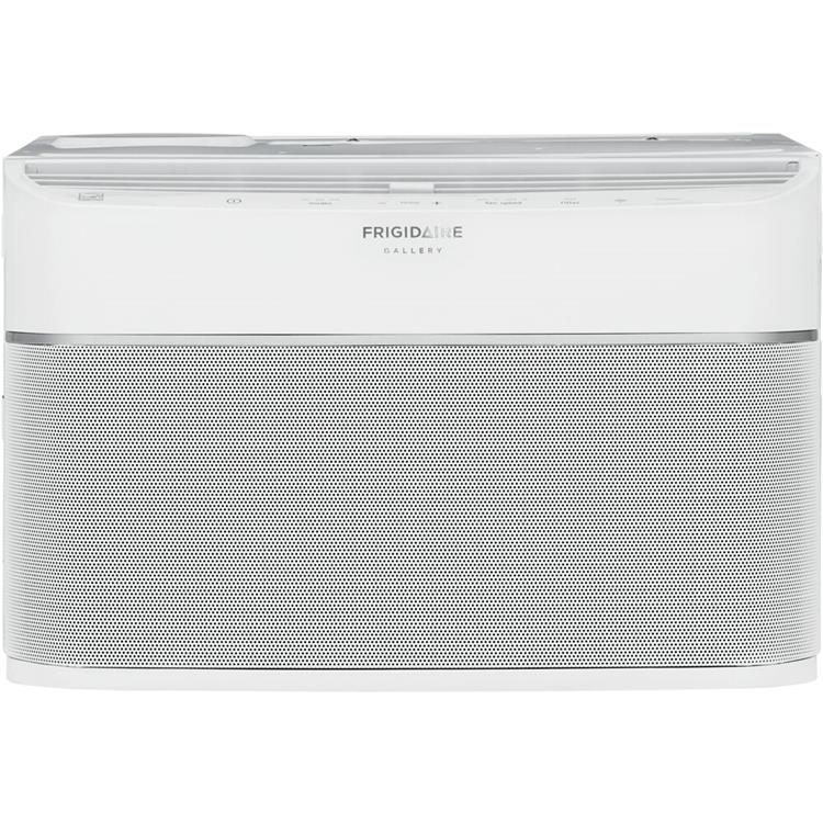 Frigidaire Energy Star 8,000 BTU 115V Cool Connect Smart Window Air Conditioner with Wi-Fi Control, White