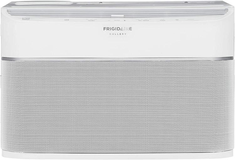 Frigidaire Energy Star 10,000 BTU 115V Cool Connect Smart Window Air Conditioner with Wi-Fi Control, White