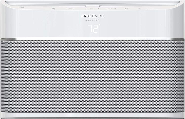 Frigidaire Energy Star 12,000 BTU 115V Cool Connect Smart Window Air Conditioner with Wi-Fi Control, White