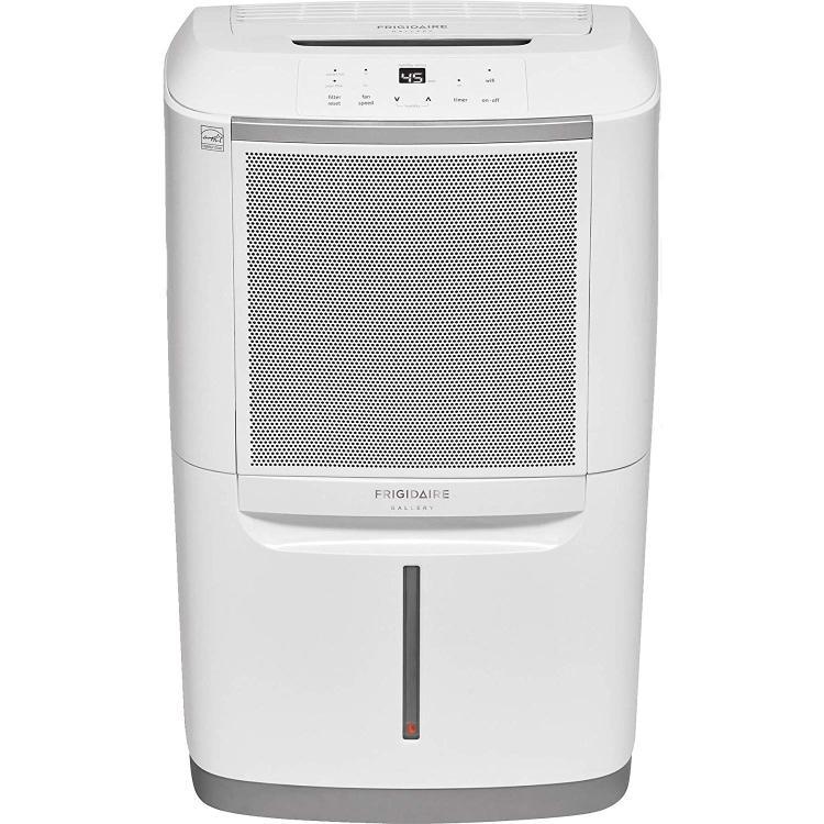 Frigidaire 70 Pint Dehumidifier with Wi-Fi Controls
