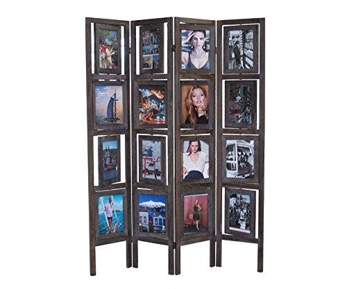 Proman Products Oscar II Picture Folding Screen