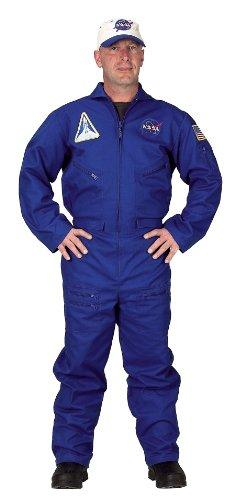 Adult Flight Suit with Embroidered Cap SML