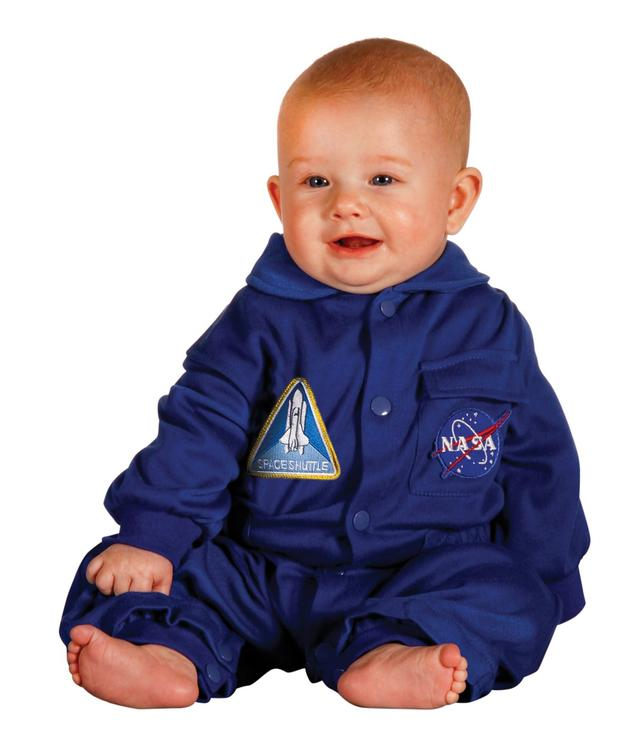 Jr. Flight Suit, size 6 to 12 Months [Item # FS-ROMP]