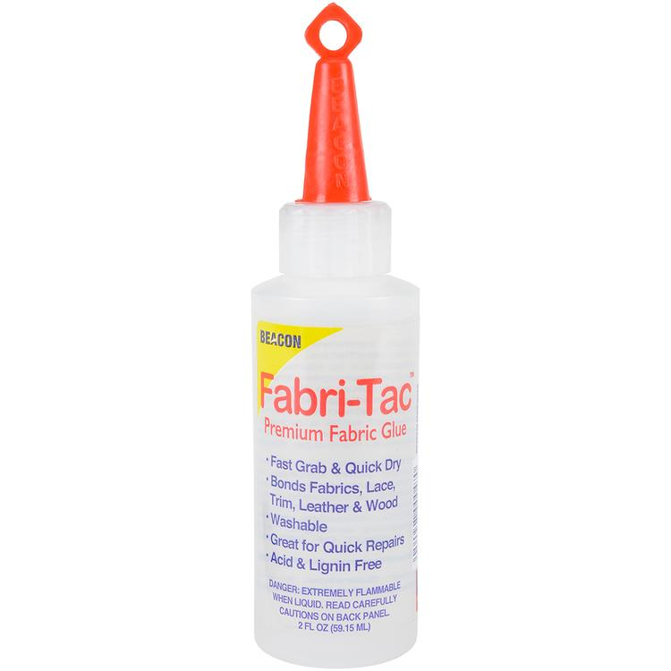 Fabri-Tac Permanent Adhesive-2oz