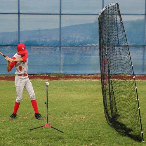 Heater Sports Flop Top Batting Tee & Big Play Net
