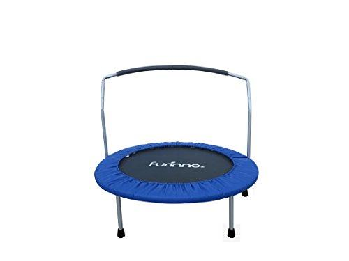 Furinno 36 Inch Trampoline with Handle Bar