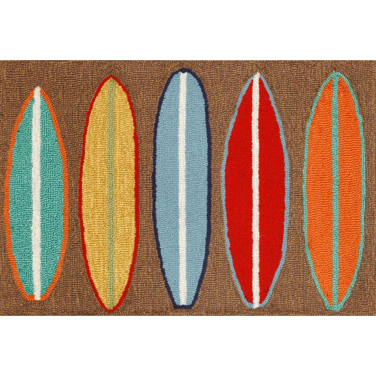 Frontporch Surfboards Rug
