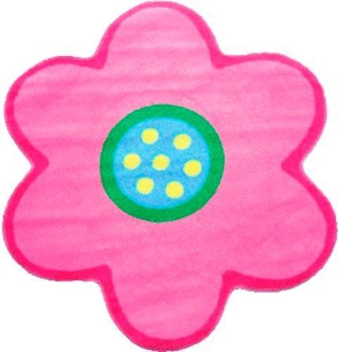 Fun Rugs Poppy Light Pink 39