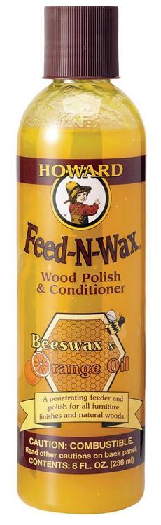 Fw0008 Feed-N-Wax 8Oz