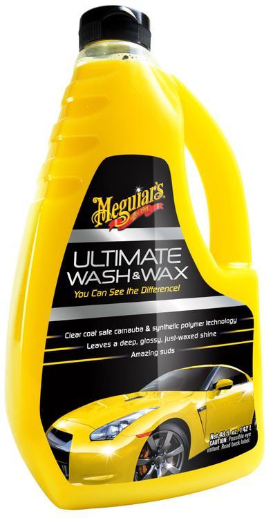 Meguiars G17748 Wash N Wax Ult 48Oz