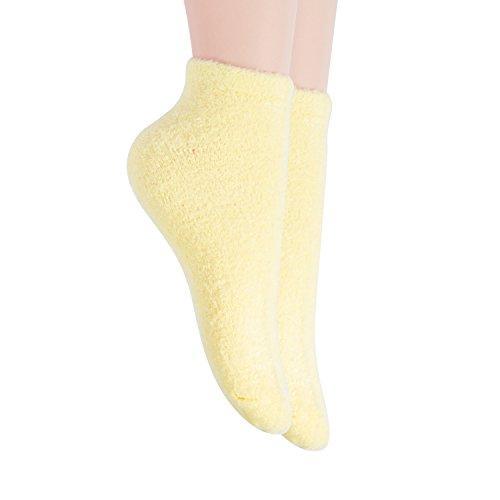Bucky Aloe Infused Spa Socks