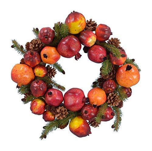 Pomegranate Wreath
