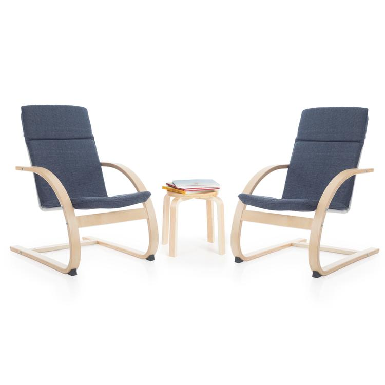 Kiddie Rocker Chair Set