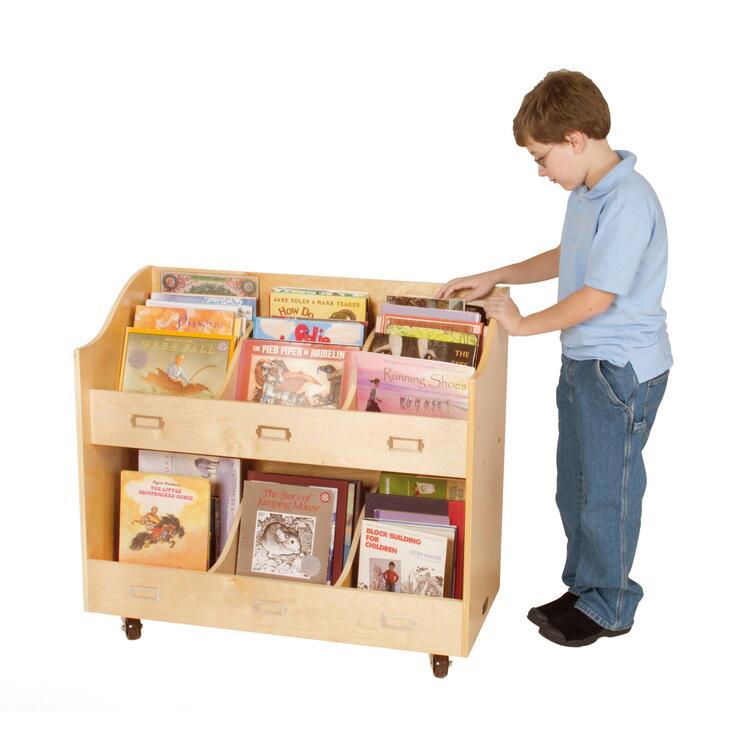Mobile Book Organizer