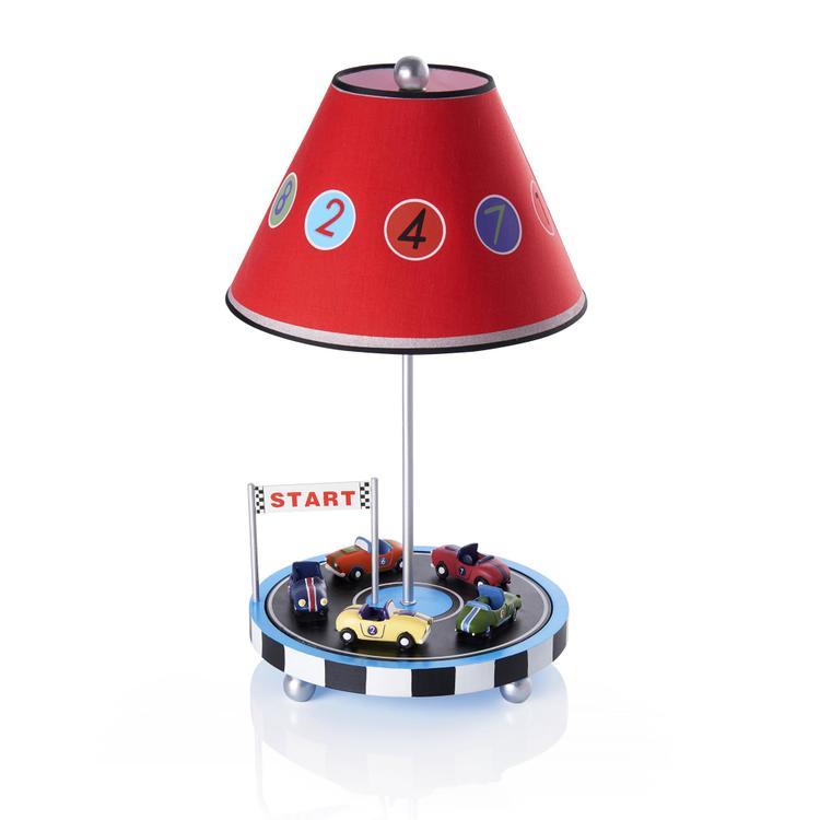 Retro Racers Table Lamp